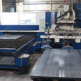CNC laser cutting (outsourcing)