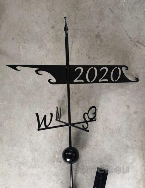 Vēja rādītājs 2020