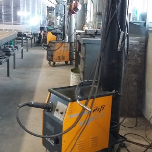 Welding (6 workplaces)250-350A